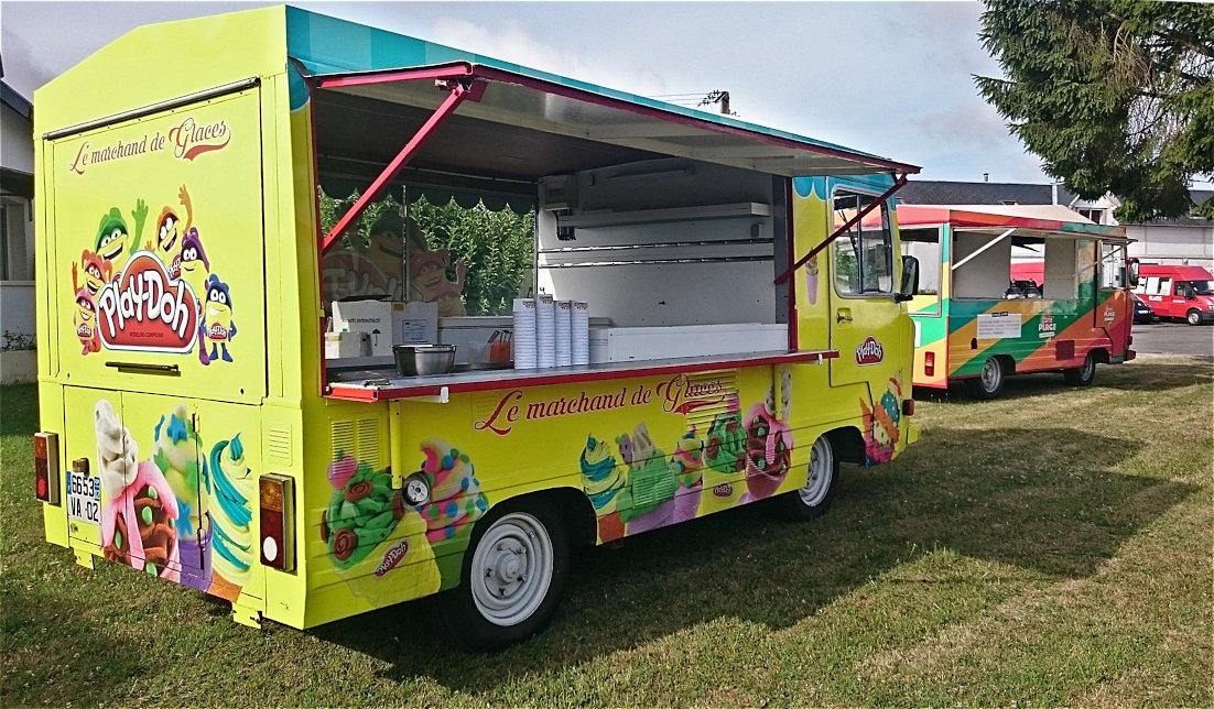 louez un camion de glaces marchand de glaces ambulant martinez. Black Bedroom Furniture Sets. Home Design Ideas