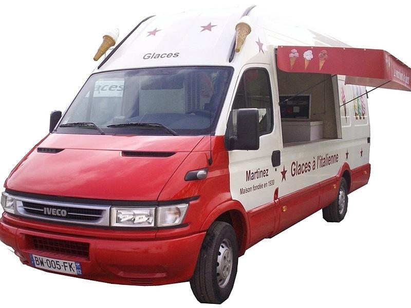 Bien-aimé camion-glace-italienne-1 – Marchand de Glaces Ambulant Martinez LG22