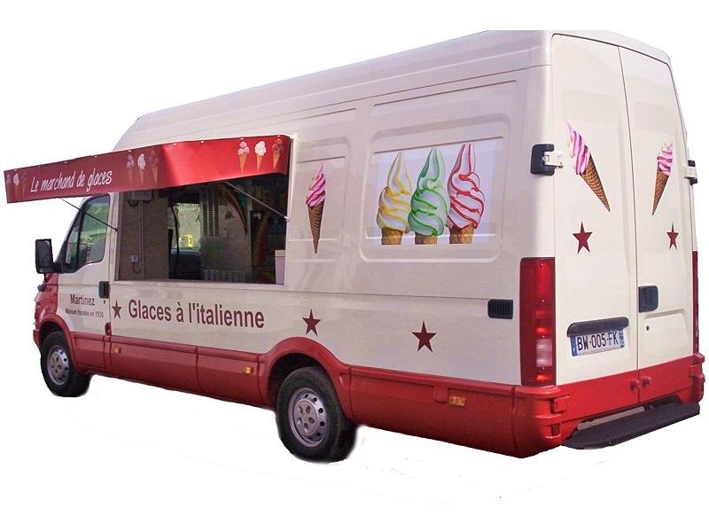 Bien-aimé camion-glace-italienne-2 – Marchand de Glaces Ambulant Martinez LG22